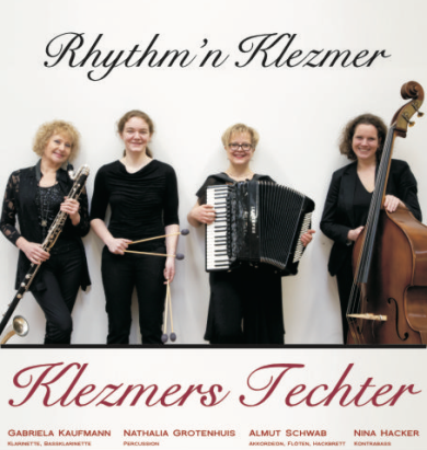 Rhythm'n Klezmer, Gast bei Klezmers Techter © Martina Pipprich